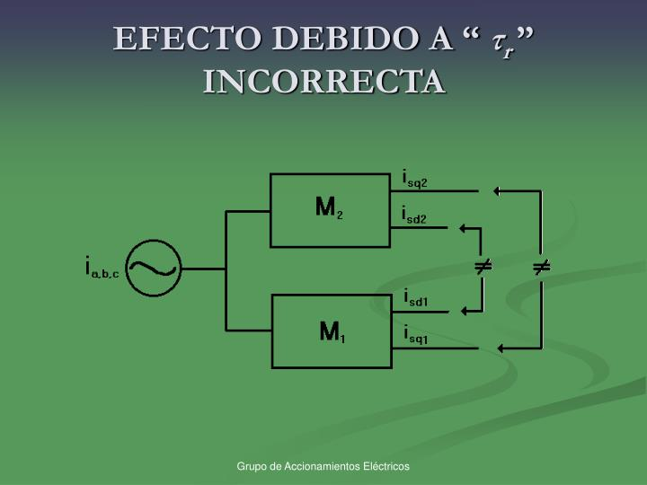 """EFECTO DEBIDO A """""""