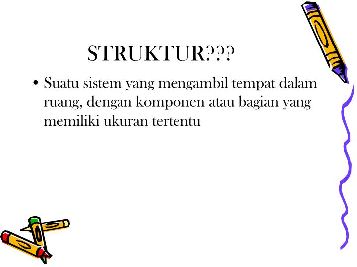 STRUKTUR???