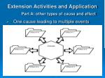 extension activities and application part a other types of cause and effect