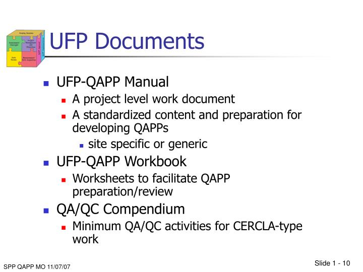 UFP Documents