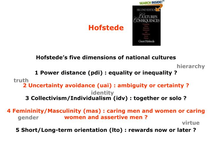 Hofstede