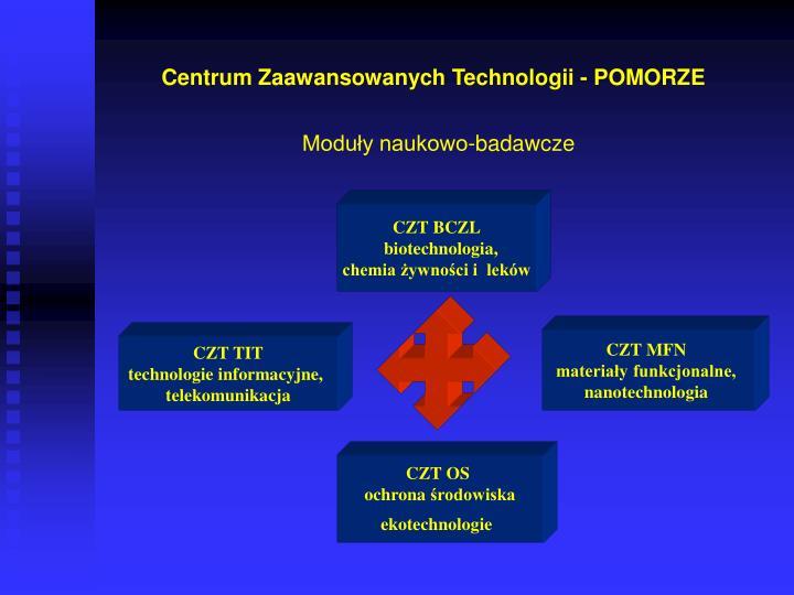 Centrum Zaawansowanych Technologii -