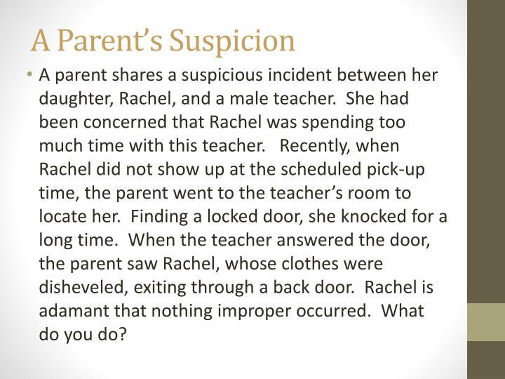 A Parent