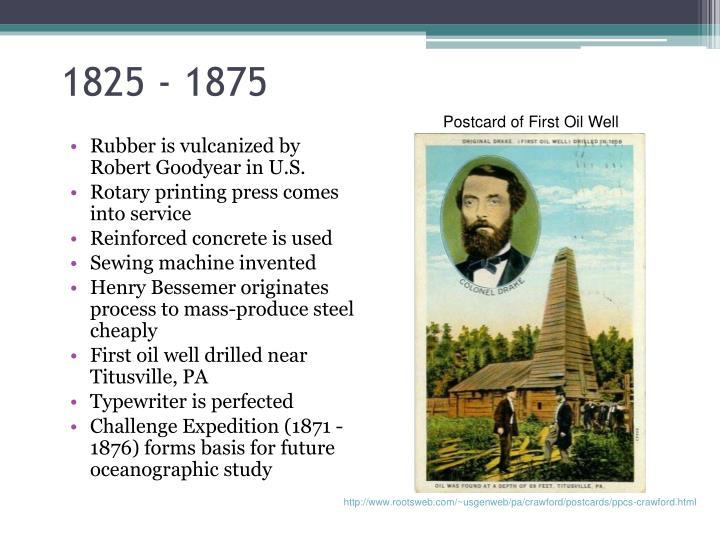 1825 - 1875