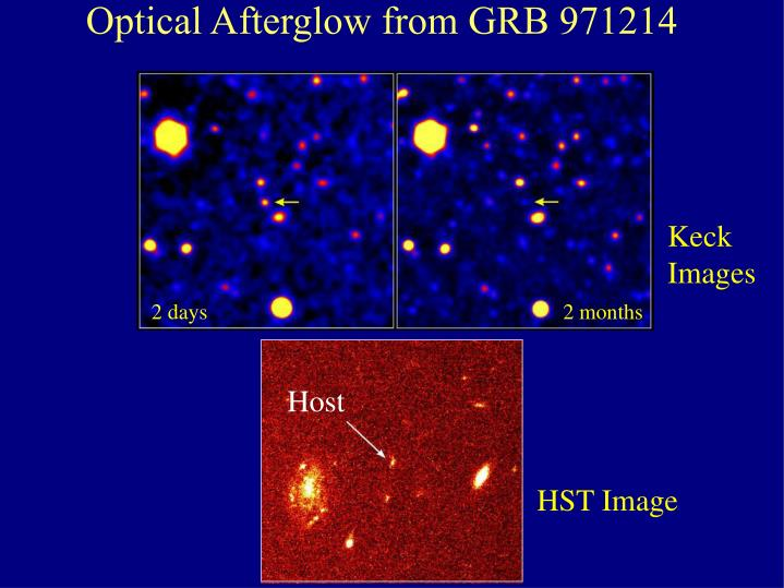 Optical Afterglow from GRB 971214
