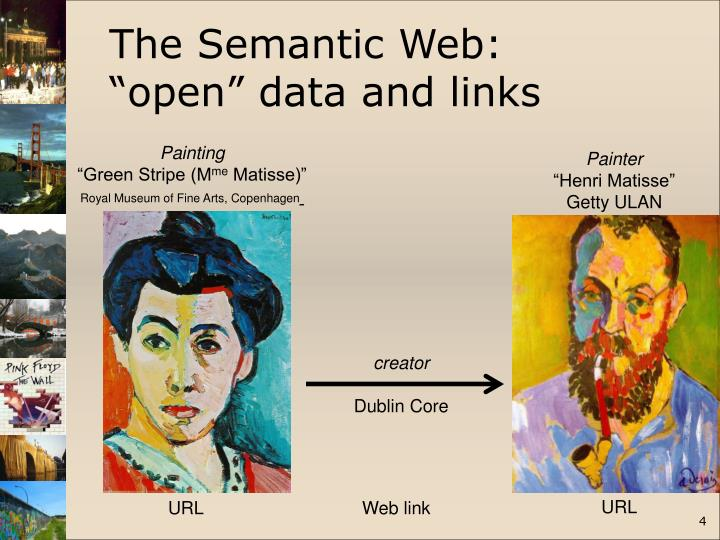 The Semantic Web: