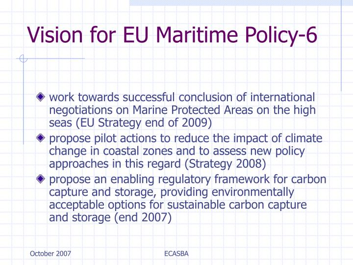 Vision for EU Maritime Policy-6