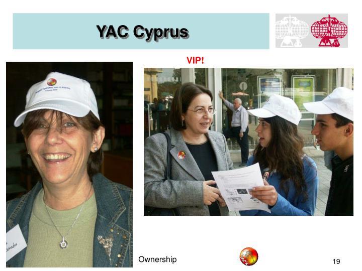 YAC Cyprus