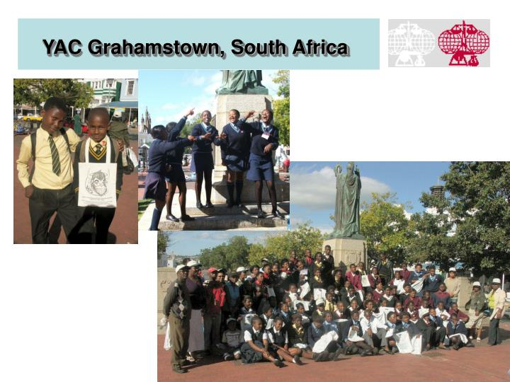 YAC Grahamstown, South Africa