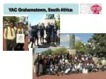 yac grahamstown south africa
