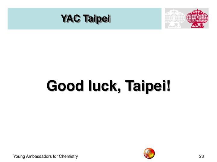 YAC Taipei