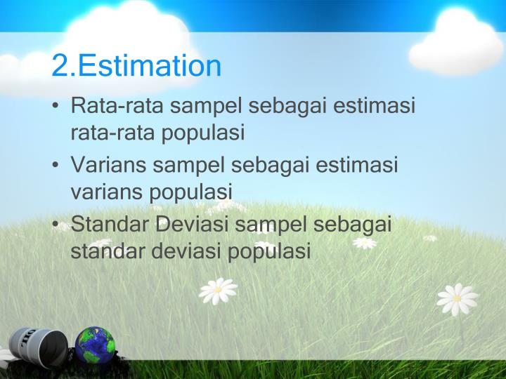 2.Estimation