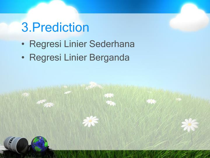 3.Prediction