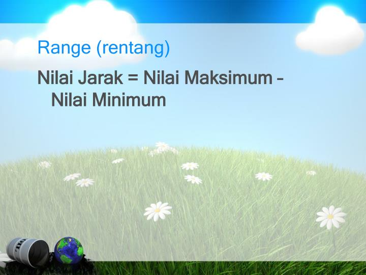 Range (