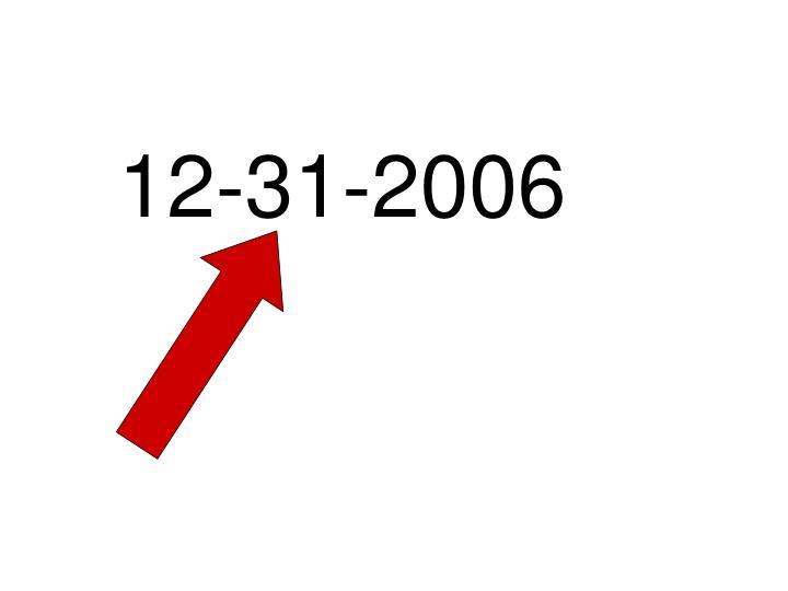 12-31-2006