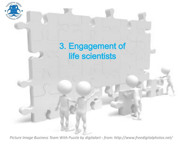 3. Engagement of