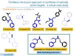 chirbase chiral pool approach to synthesis of optically active targets a virtual case study