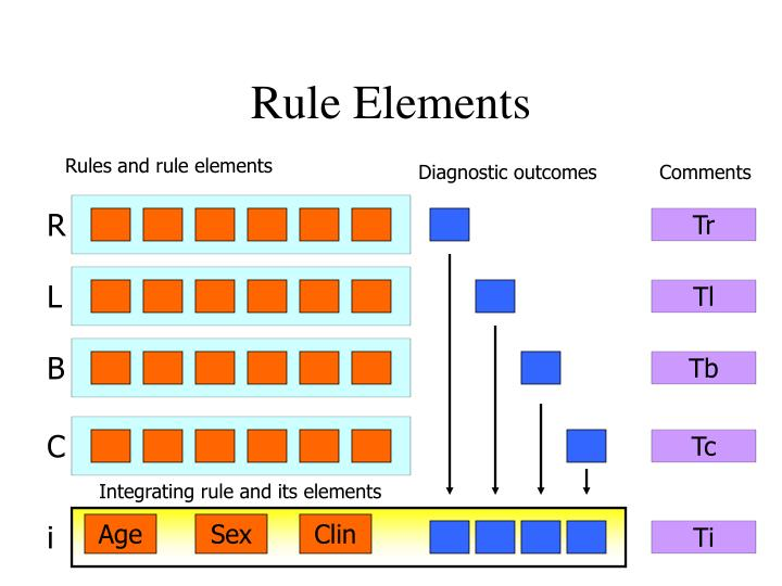 Rule Elements