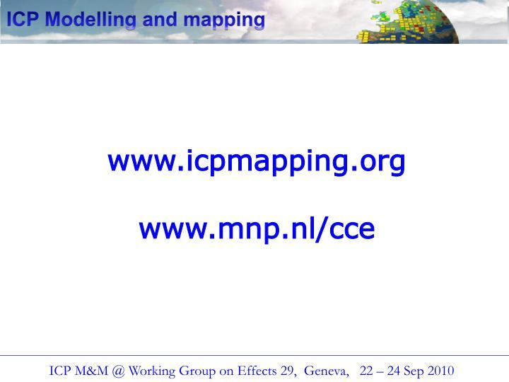 www.icpmapping.org
