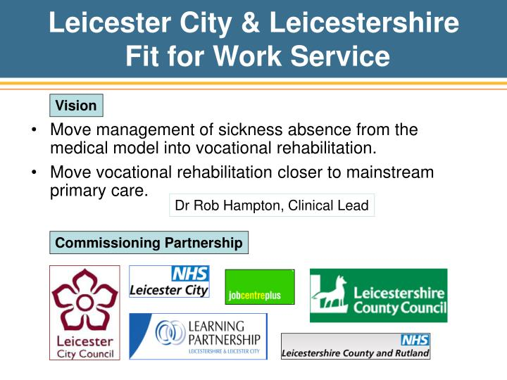 Leicester City & Leicestershire