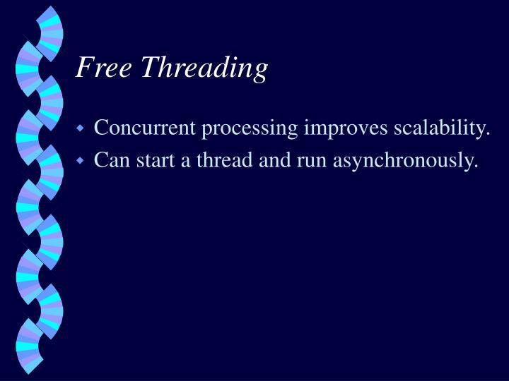 Free Threading