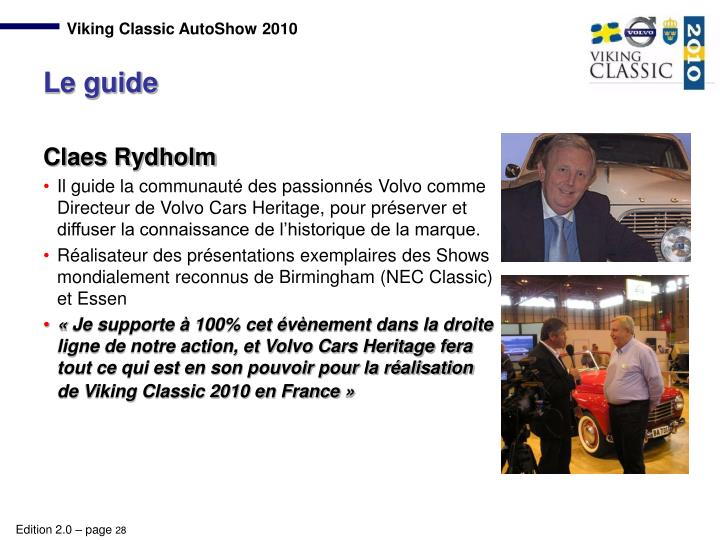 Claes Rydholm