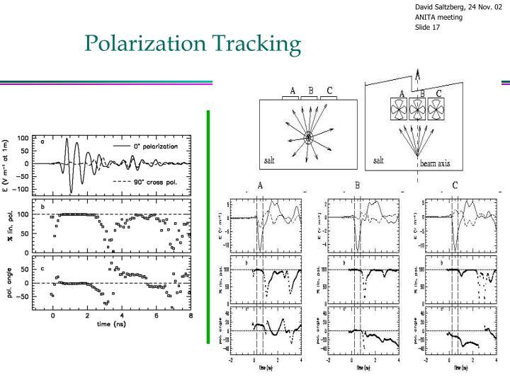 Polarization Tracking