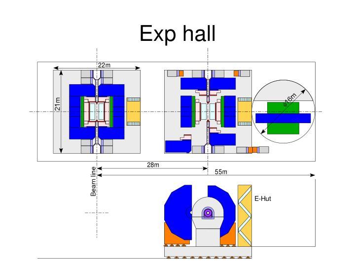 Exp hall