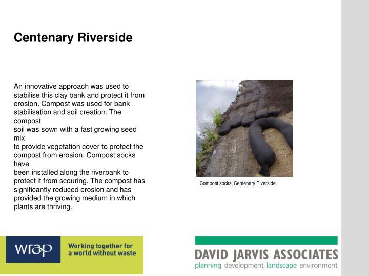 Centenary Riverside