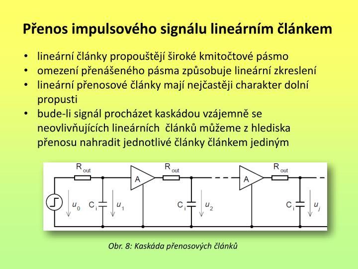 lineární