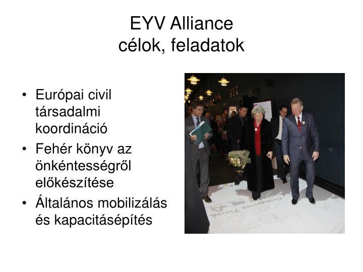 EYV Alliance
