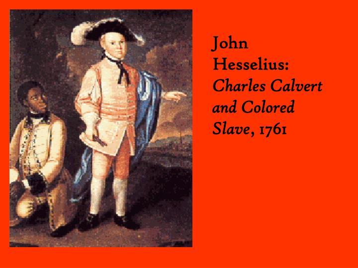 John Hesselius: