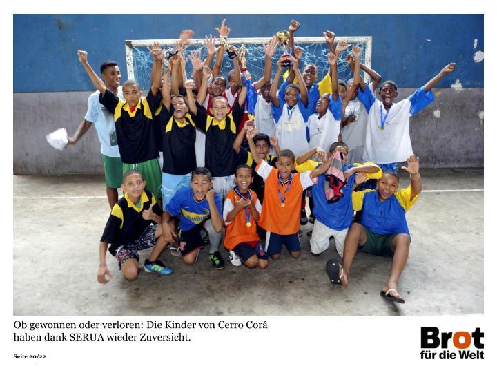 Ob gewonnen oder verloren: Die Kinder von Cerro Corá