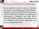 colombia importador de combustibles1