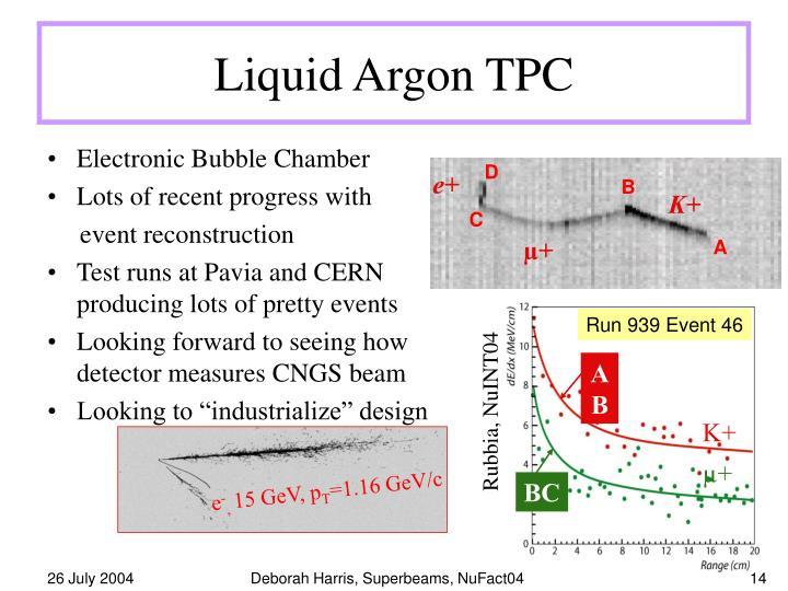 Liquid Argon TPC