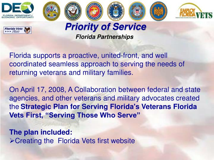 Florida Partnerships