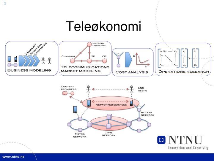 Teleøkonomi