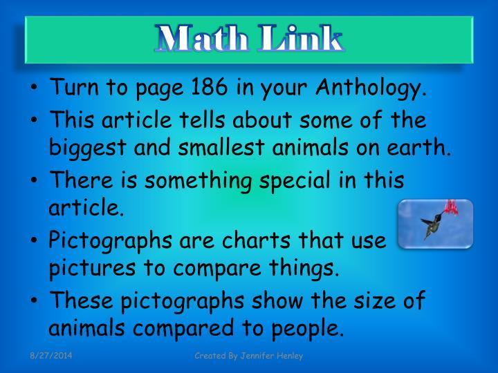 Math Link