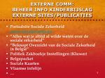 externe comm beheer info kinderbijslag externe sites publicaties