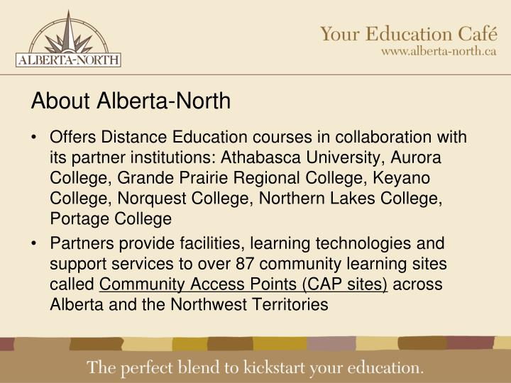 About Alberta-North