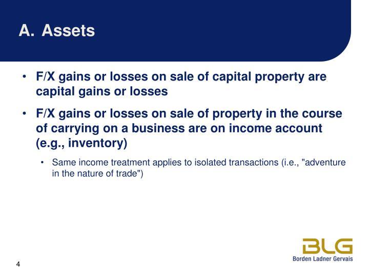 A.Assets
