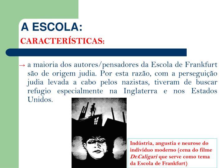 A ESCOLA: