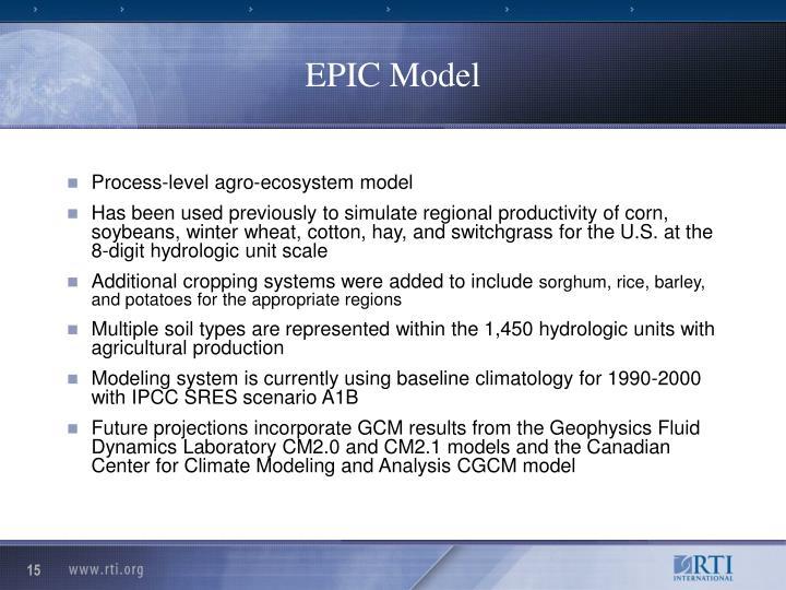 EPIC Model