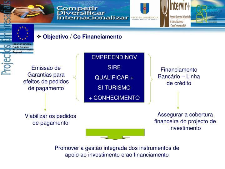 Emissão de Garantias para efeitos de pedidos de pagamento