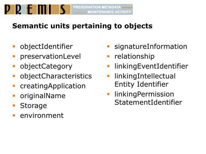 objectIdentifier