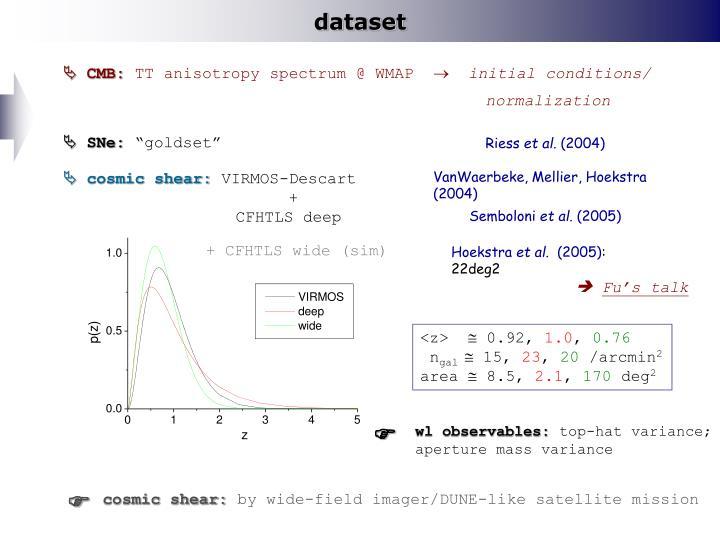 dataset