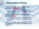 association rules1