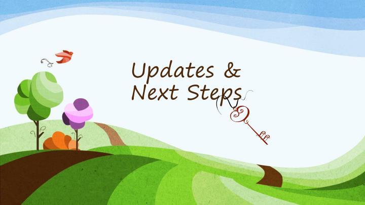 Updates &