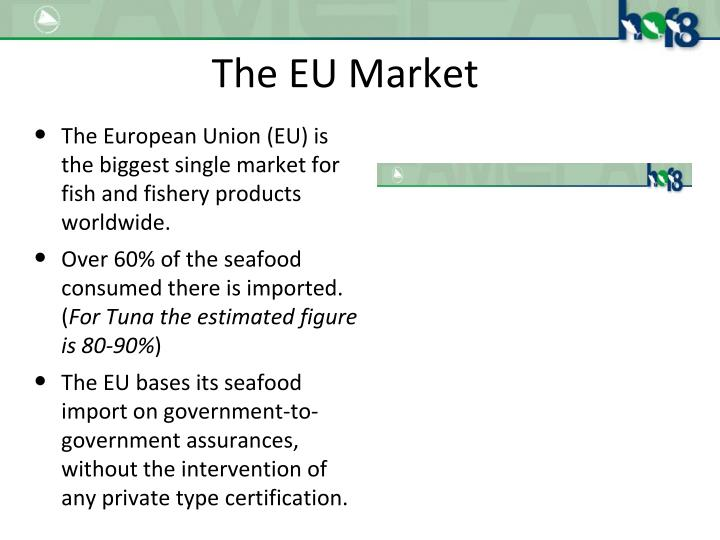 The EU Market