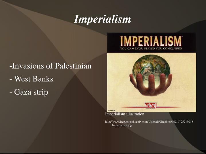 Imperialism illustration